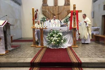 Msza św. - wspólnota Pascha