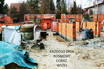 Podsumowanie prac budowlanych