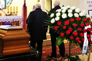 Pogrzeb Marian Szymańskiego