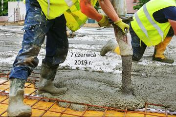 Zalewanie betonem