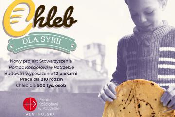Chleb dla Syrii